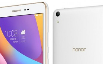 Honor announces Media Pad 2 and Watch S1