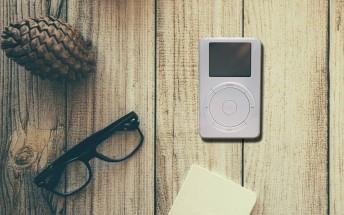 Happy 15th birthday, iPod!