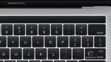 Apple leaks its upcoming MacBook Pro with OLED strip and Touch ID