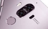 4x optical zoom on the Huawei Mate 9, the top-spec Pro to cost $1300