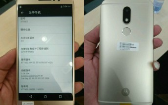 Motorola Moto M leaks again with specs and a release time frame