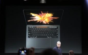 Apple unveils three new MacBook Pro models starting at $1,499