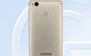 Alleged Nubia Z11 mini S variant spotted on TENAA
