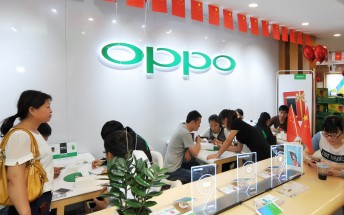 Oppo tops Chinese smartphone market; Apple and Xiaomi out of top 3