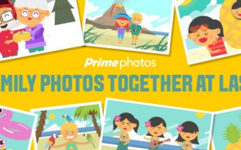 Amazon Prime subscribers can now share unlimited photo storage with five family members or friends