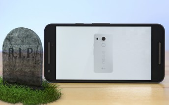 The Nexus line is dead, Nexus 5X and 6P pulled from the Google Store