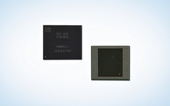 Samsung announces industry first 8GB LPDDR4 DRAM package