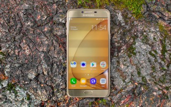 Samsung Galaxy C7 Pro spotted entering India