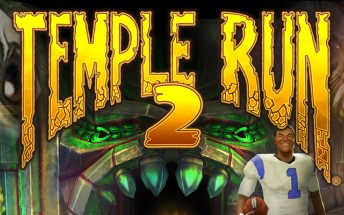Temple Run 2 now available on Tizen OS
