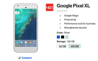 Verizon hops on the 'Pixel leak' bandwagon as well