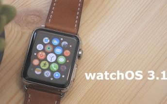 Apple releases bug fixing watchOS 3.1 and macOS Sierra 10.12.1