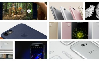 Weekly poll: What is the best smartphone of 2016?