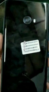 Alleged live photos of the Xiaomi Mi Note 2 (count the cameras)