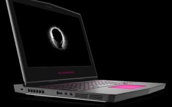 Dell's VR-capable Alienware 13 laptop goes on sale, starts at $1,200