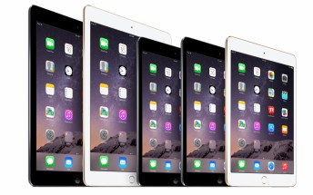 Apple said to be launching three new iPads in March