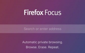 Mozilla releases Firefox Focus for iOS