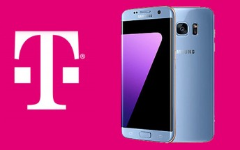 Coral Blue Galaxy S7 edge to hit T-Mobile on November 18