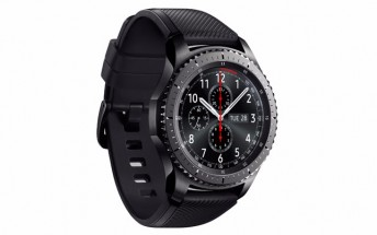 AT&T starts taking pre-orders for the Samsung Gear S3 frontier LTE tomorrow