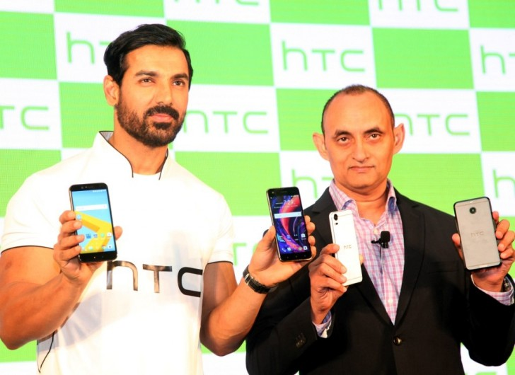 HTC launches Desire 10 pro at Rs 26, 490 in India