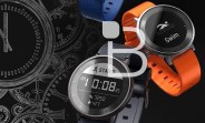 Leak shows Huawei Honor S1 smartwatch with a round e-paper display