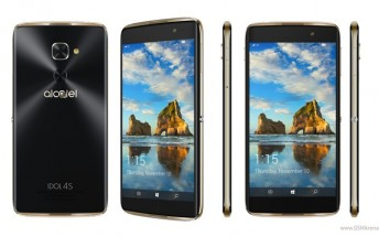 Alcatel Idol 4s with Windows 10 will not be sold in Europe