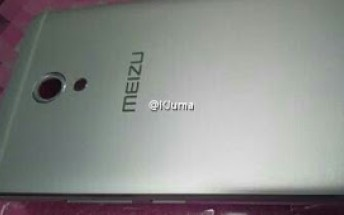 Alleged Meizu M5 Note images leaked