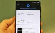 Xiaomi Mi Mix comes with Cortana pre-installed