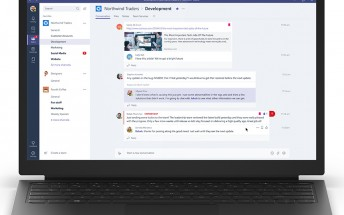 Microsoft unveils Teams, its Slack competitor that lives inside Office 365