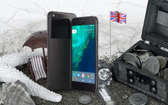 Google Pixel and Pixel XL get £70 discount in the UK
