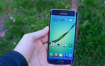 Samsung Galaxy S6 edge is getting the October security update too