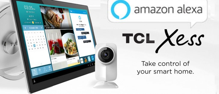 TCL announces new XESS home tablet, with built-in Amazon ...