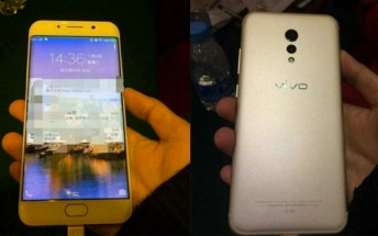 Alleged vivo Xplay 6 leaks with dual camera, Snapdragon 821