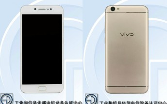 vivo Y67 gets certified by TENAA with 4GB of RAM, 16 MP selfie camera