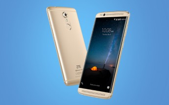 ZTE Axon 7 mini lands in the UK, yours for £249.99 SIM-free
