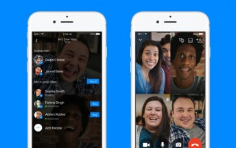 Facebook Messenger now supports group video calls