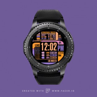 Watch face app Facer 3.0 adds support for Samsung Gear S3 - GSMArena blog