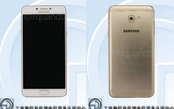 Samsung Galaxy C7 Pro gets WiFi certified
