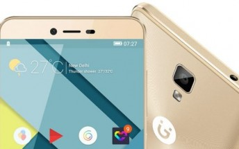 Gionee P7 unveiled with 5-inch screen, HD resolution