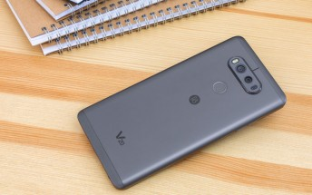New rumor suggests Snapdragon 835 SoC and 6GB RAM for LG V30