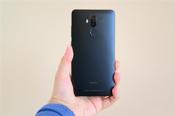 Huawei Mate 9 ra mắt màu mới: đen Obsidian