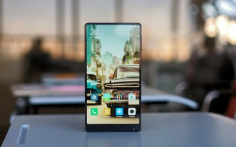 Xiaomi Mi Mix video review