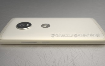 Moto X (2017) or Moto C gets pictured in leaked renders and video