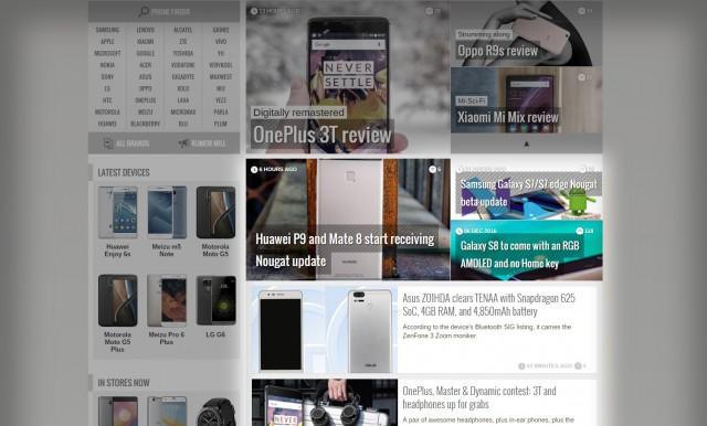 Meet our revamped homepage