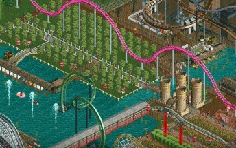 RollerCoaster Tycoon Classic launches on Android and iOS