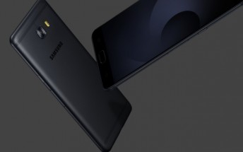 Samsung Galaxy C9 Pro is now available in black