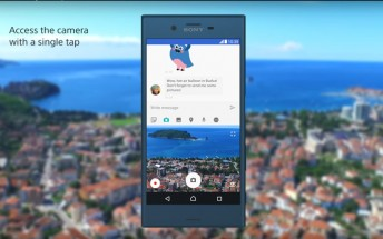 Sony releases a video showing off its Nougat update for Xperia phones