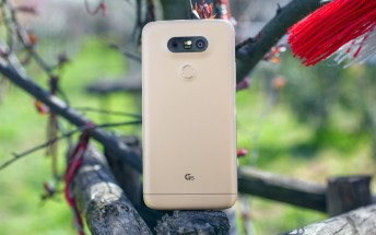 Now Verizon's LG G5 is receiving the update to Android 7.0 Nougat