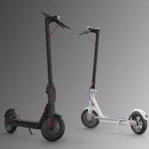 Xiaomi Mijia electric scooter (available in Black and White)