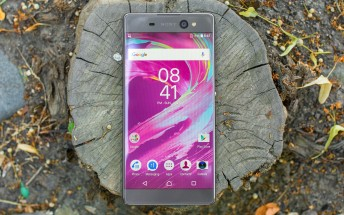 Minor update hitting Sony Xperia XA Ultra