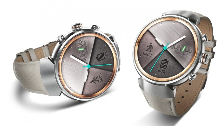 ASUS launches ZenWatch 3 in India